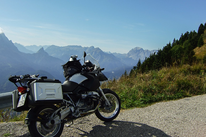 Our biker hotel in South Tyrol –motorcycle holiday in the